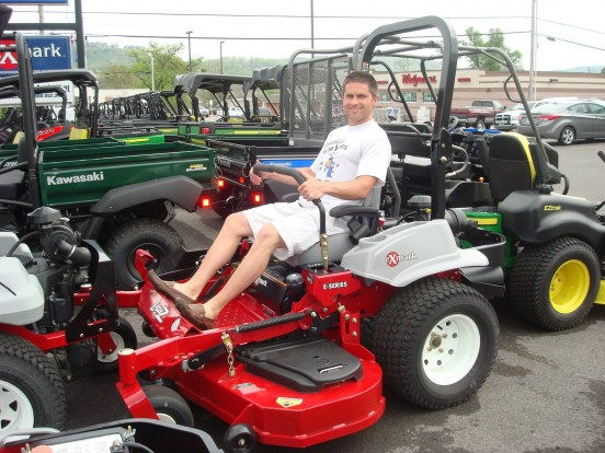 Commercial Lawn Mowers For Sale >> 2467280-image-exmark-zero-turn-mower - GSA Equipment - New - Used Lawn Mowers and Mower Repair ...
