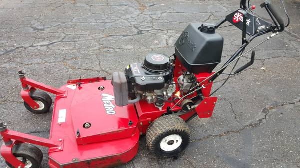 36in Exmark Metro Commercial Walkbehind Mower Kawasaki