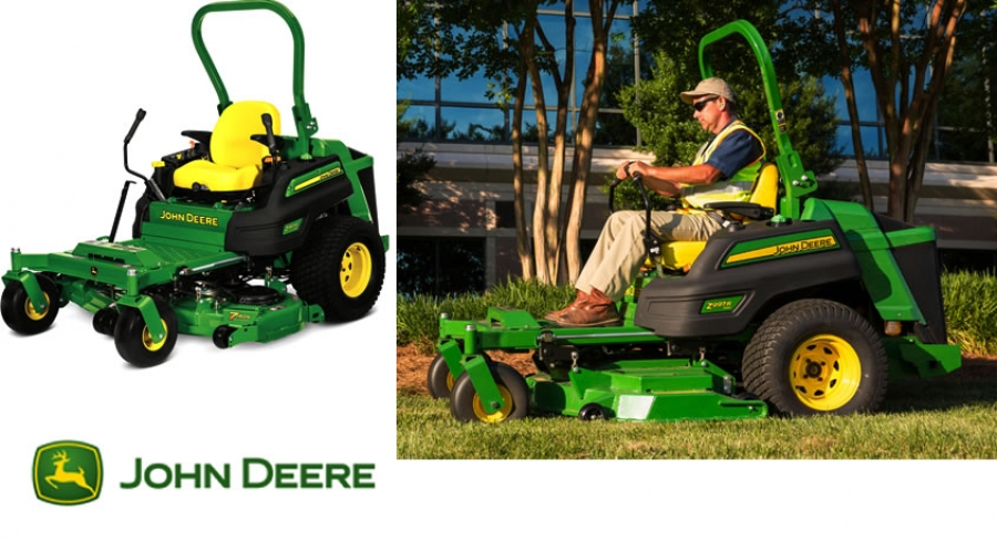 John Deere Zero Turn Used Commercial Lawn Mowers Gsa