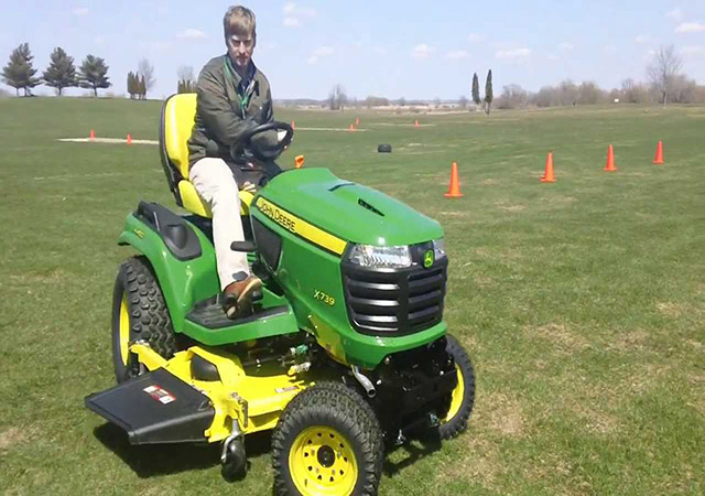 Gsa equipment used lawn mowers used lawn mowers commercial residential lawn mowers for Used lawn and garden equipment