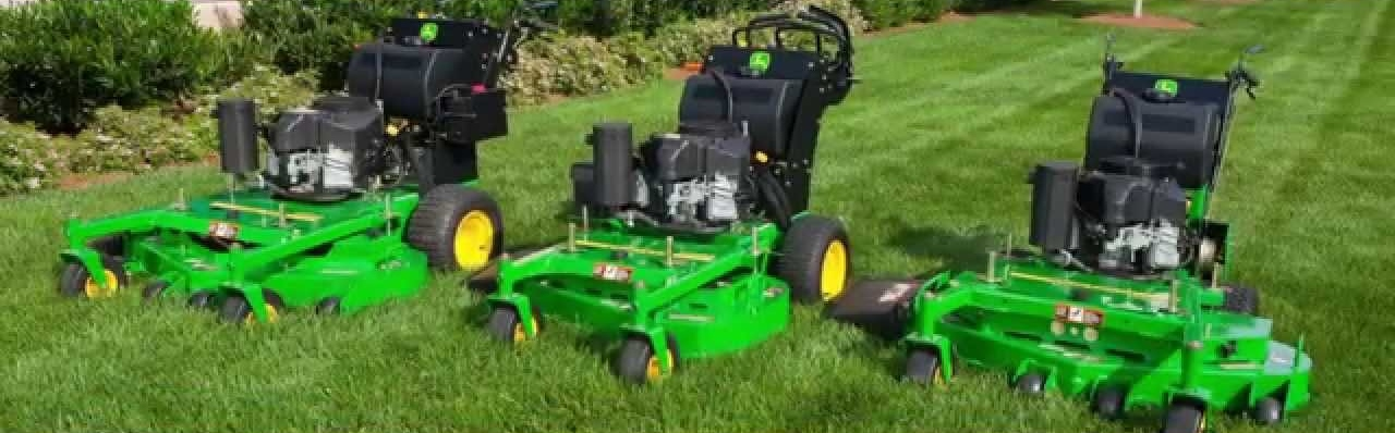 Slider John Deere Zero Turn Mower Walk Behind Gsa