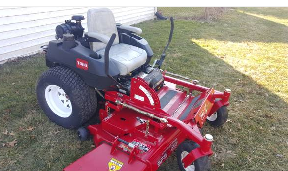 Used Toro Commercial Mowers
