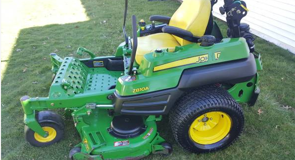 54in John Deere Z810a Commercial Zero Turn Mower Only 300