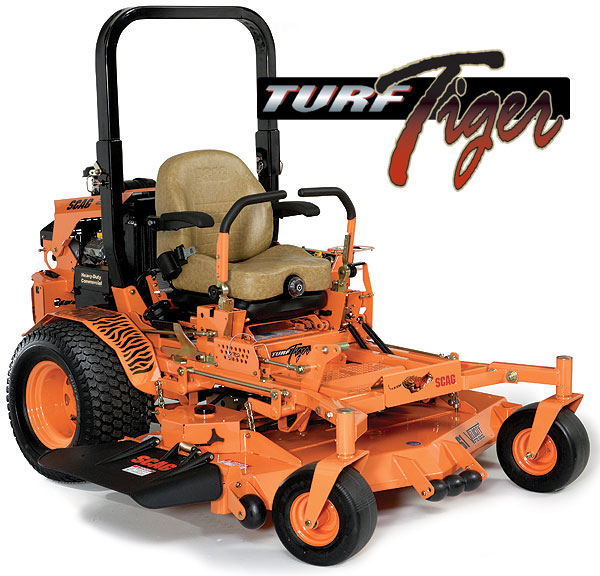 Scag Turf Tiger Ii Gsa Equipment New Used Lawn