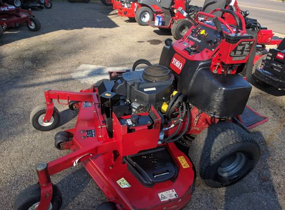 60in Toro Grandstand Commercial Stand Up Zero Turn Mower
