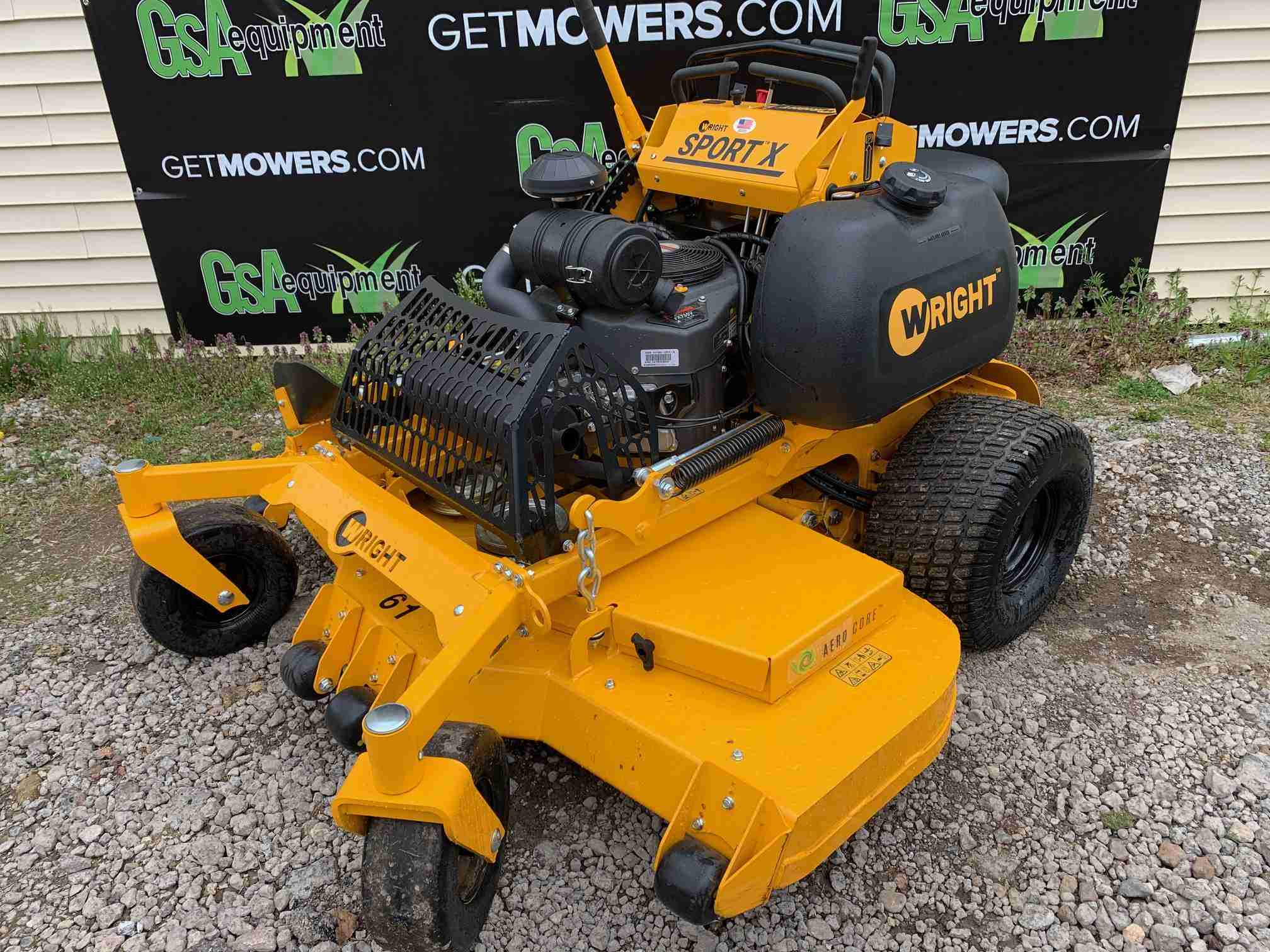 61in Wright Stander X Quot Sport Quot Commercial Mower Brand New