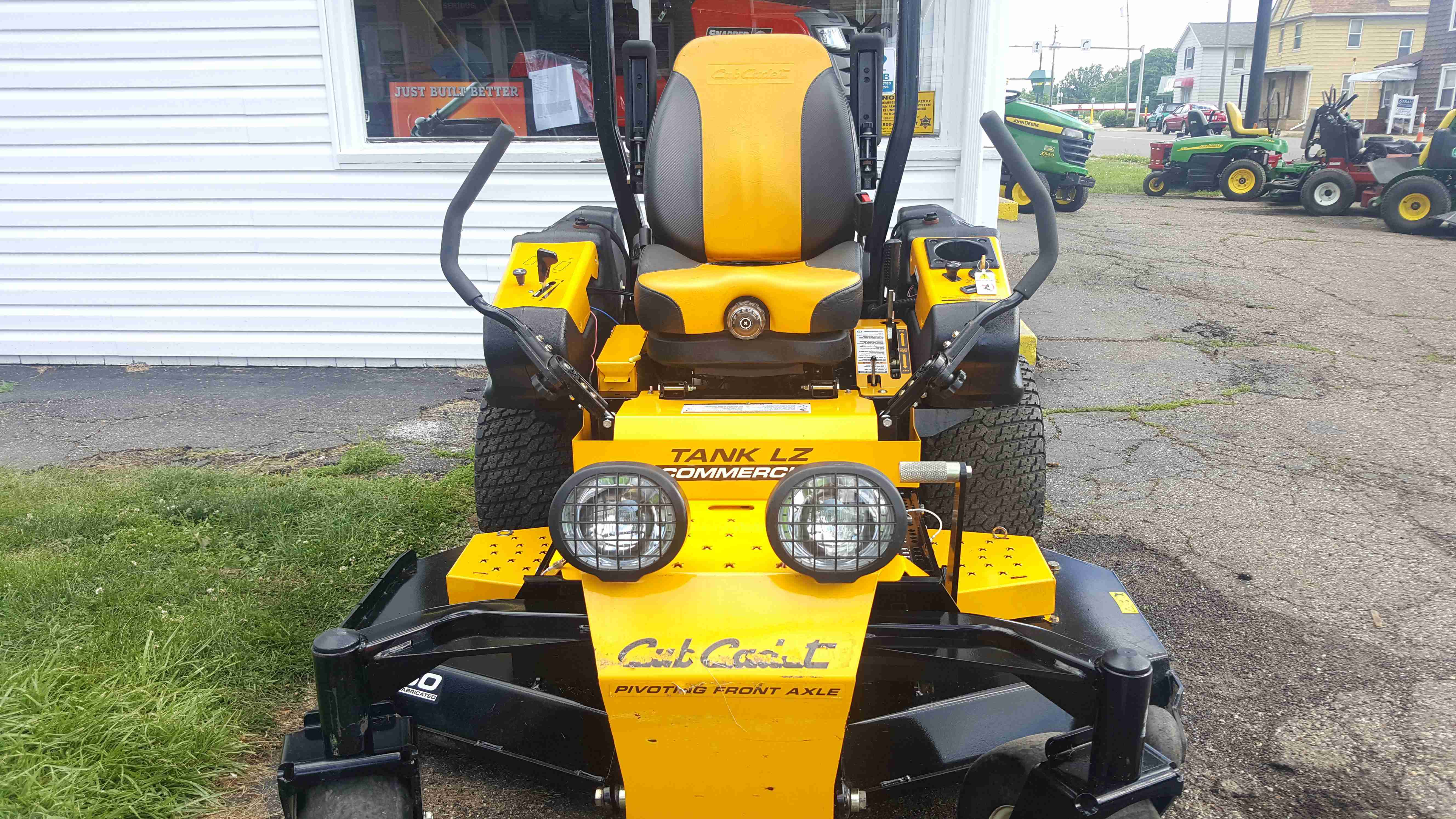Used Cub Cadet Riding Lawn Mowers For Sale Cub Cadet Riding