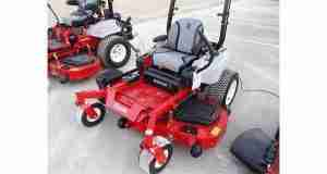 RADIUS E EXMARK MOWERS ZERO TURN OHIO