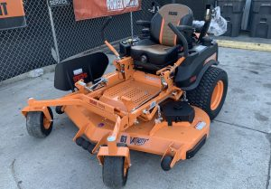 SCAG TIGER CAT ZERO TURN MOWER FOR SALE