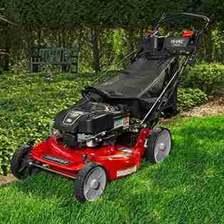 Snapper HIVac Series Lawn Mower