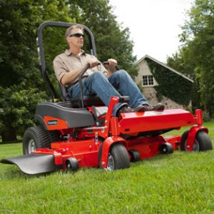 Snapper zero turn mower 550Z