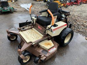 GRASSHOPPER COMMERCIAL ZERO TURN MOWER BARBERTON AKRON CANTON OHIO