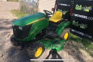 JOHN DEERE COMPACT TRACTORS FOR SALE NEAR ME AKRON CLEVELAND