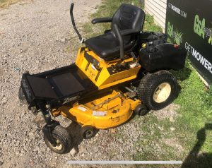 CUB CADET RESIDENTIAL ZERO TURN MOWER NEAR ME
