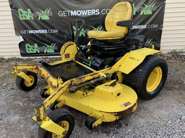 GREAT DANE CHARIOT LX USED ZERO TURN MOWER FOR SALE