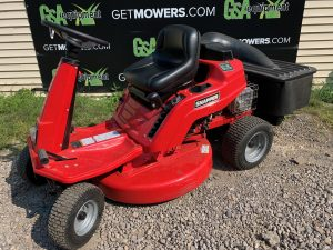 SNAPPER USED RIDING MOWERS FOR SALE AKRON