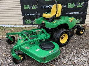 USED JOHN DEERE MOWERS NEAR ME