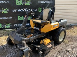 CUB CADET Z FORCE STEERING WHEEL MOWER OHIO