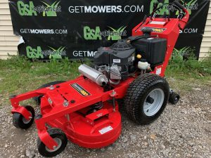 USED SNAPPER PRO SW25 COMMERCIAL MOWER FOR SALE