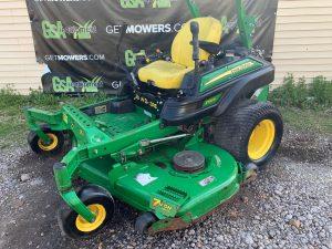 john deere 72 inch zero turn mower for sale near me