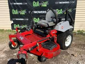 USED EXMARK LAZER Z ZERO TURN MOWER FOR SALE NEAR ME