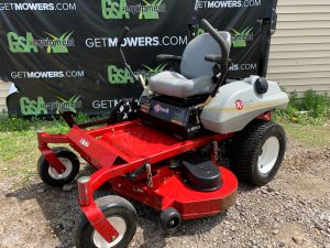 USED EXMARK PIONEER MOWER FOR SALE