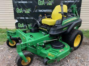 used john deere z950r commercial zero turn mower for sale near me