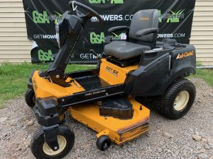 USED CUB CADET RZT SX RIDING MOWER FOR SALE NEAR ME