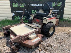 USED GRASSHOPPER 618 COMMERCIAL ZERO TURN FOR SALE