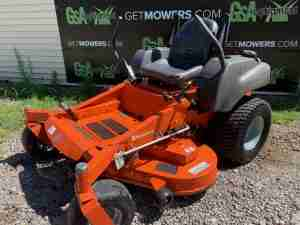 HUSQVARNA MZ ZERO TURN MOWERS FOR SALE AKRON OHIO