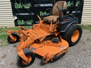 USED SCAG TIGER CAT ZERO TURN MOWER FOR SALE NEAR ME