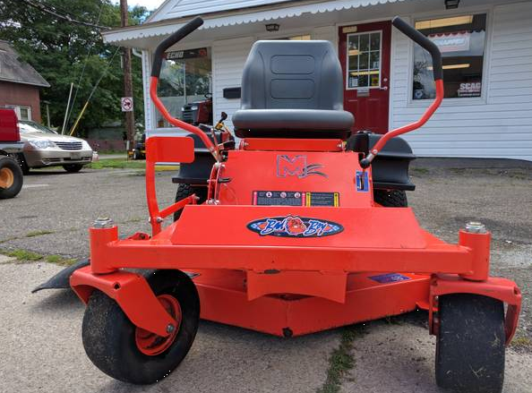 48in Bad Boy Commercial Zero Turn Mower Low Hours 27