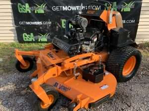 SCAG STAND ON MOWERS FOR SALE