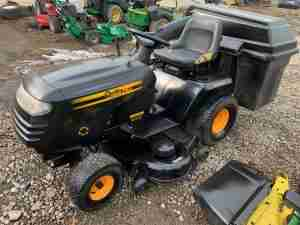 QUALITY PRO LAWN TRACTOR BAGGER OHIO CANTON CLEVELAND COLUMBUS